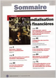 Questions internationales - contenu, page sommaire